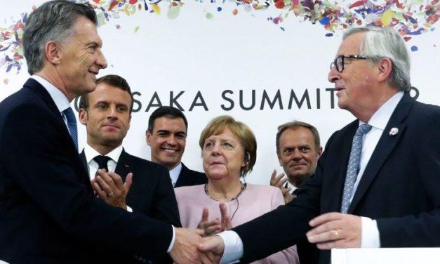 Pese al rechazo de Austria, el Gobierno considera que el acuerdo UE-Mercosur continúa vigente