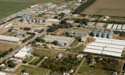 La Provincia entregó $5 millones al Parque Industrial de Marcos Juárez