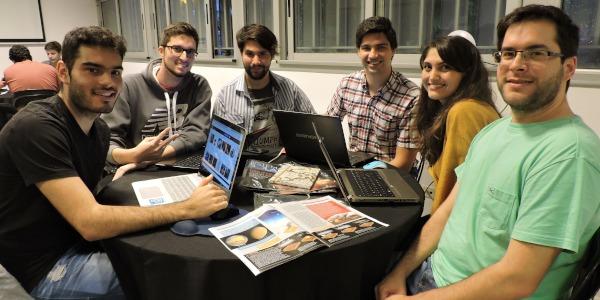 La Incubadora de Empresas de la UNC, sede de una nueva edición del Space Apps Challenge