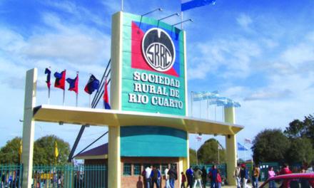 Expo Rural de Río Cuarto: Maquinaria, vehículos, productos y servicios para el campo y la industria