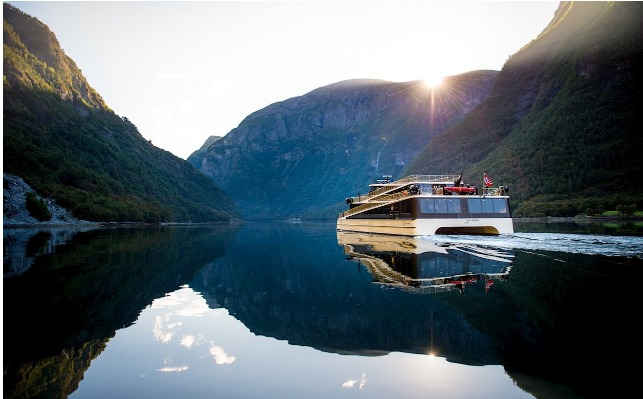 Turismo sostenible con la tecnología de ABB