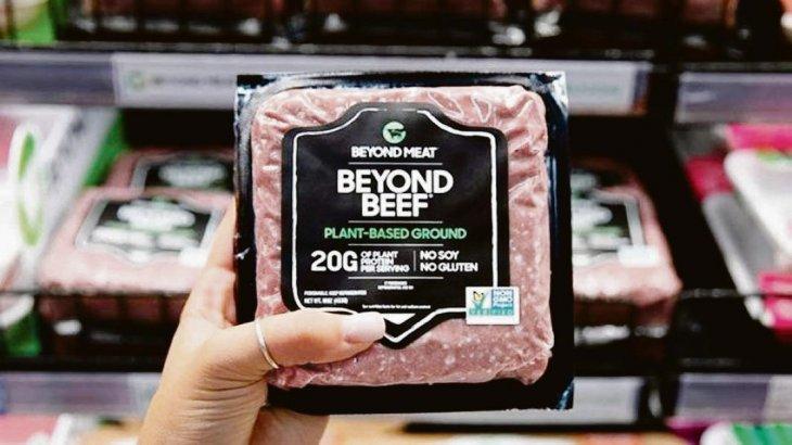 Beyond Meat: la carne vegetal desembarca en la Argentina