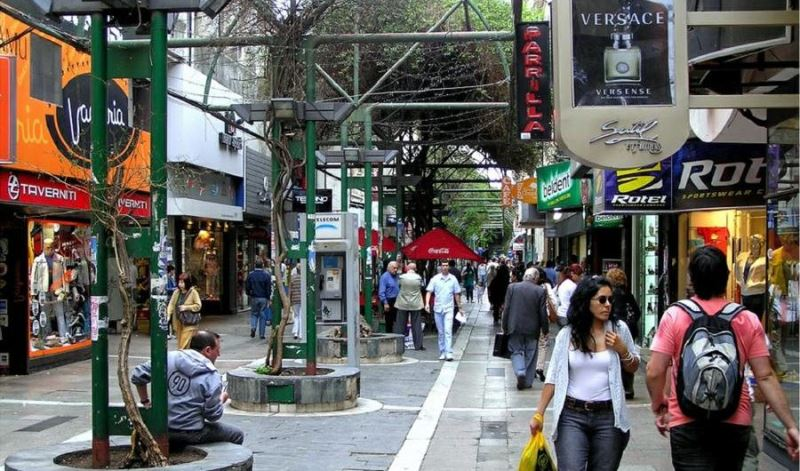 """Comercios del centro reclamarán con una """"Sentada silenciosa"""""""