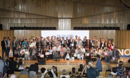 En su 15° aniversario, INNOVAR premió al talento argentino