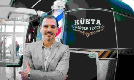 Historias que inspiran: Kusta Barber Truck, la evolución emprendedora de un negocio familiar