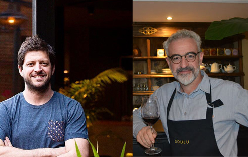 """Javier Rodríguez y Gabriel Reusa disertan a beneficio en el Foro """"¿Cómo Emprender en Gastronomía?"""""""