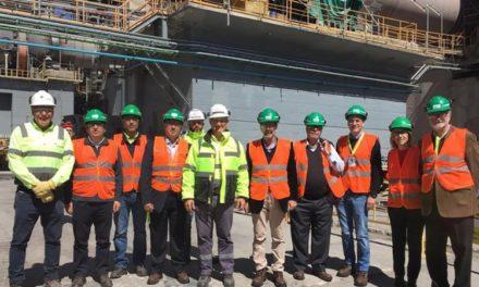 Avanza el plan de inversión de Holcim en su planta de Malagueño