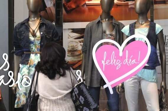 En el Día de la Madre las ventas cayeron un 12%