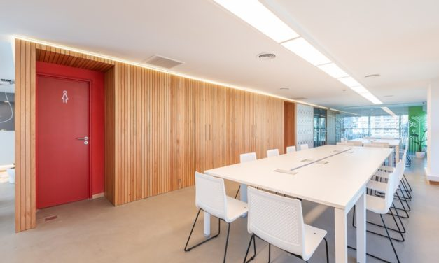 Grupo Serena estrena un espacio de coworking con un diferencial: ofrece apoyo profesional