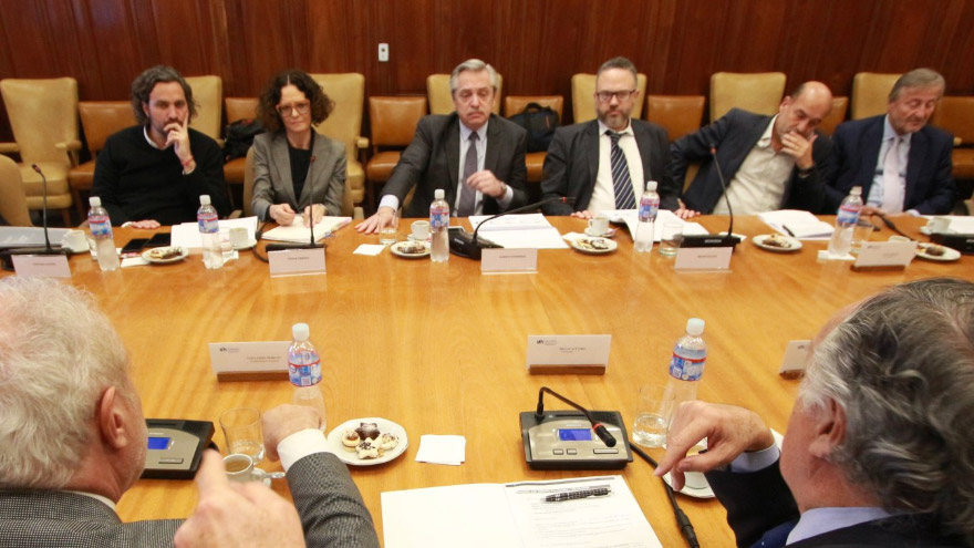 Los planes de Alberto Fernández  para la industria y las PyMEs