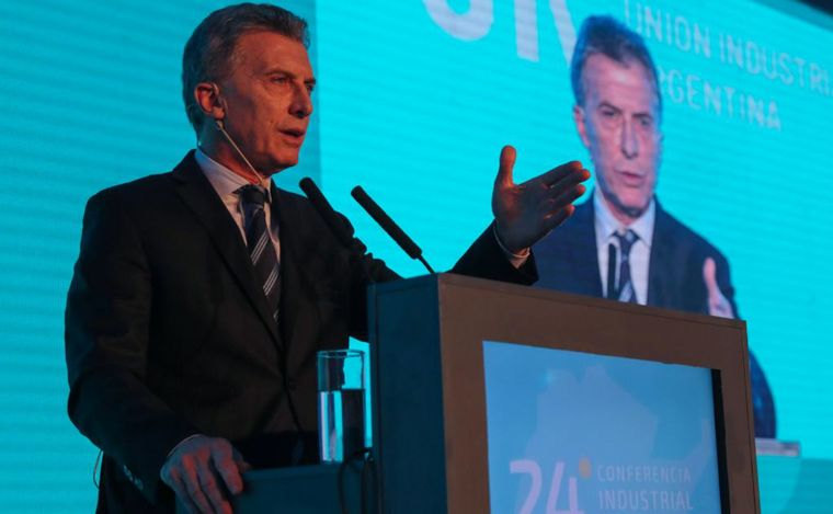 Expectativa por el discurso de Macri en la UIC, podría hacer anuncios para el sector industrial