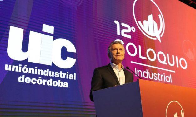 Macri prometió una reducción en el impuesto a las Ganancias para pymes y monotributistas