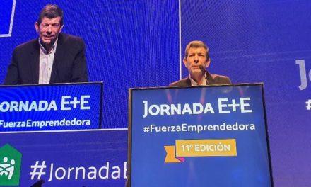 """La JORNADA E+E inspiró la """"FUERZA EMPRENDEDORA"""" en más de 800 asistentes"""