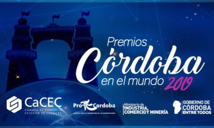 Llegan los Premios Córdoba en el Mundo 2019