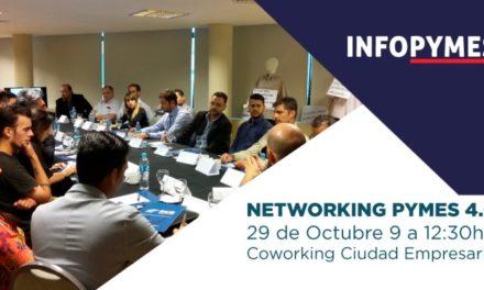 Se viene el Networking Pymes y Emprendedores 4.0