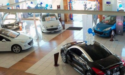 Fuerte caída mensual de patentamiento de autos en septiembre