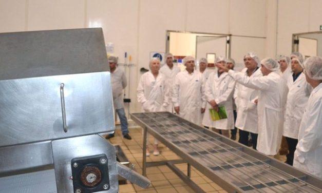 Queso azul: en Ucacha abrió la industria más grande del país