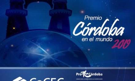 Convocatoria: Premios Córdoba en el Mundo 2019