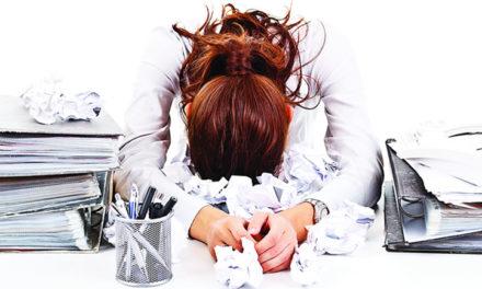Cómo manejar el estrés laboral del liderazgo