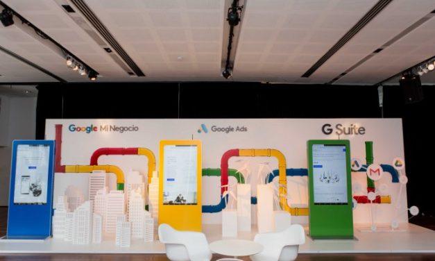 """""""Google para pymes"""", el nuevo sitio web para que cada negocio crezca"""