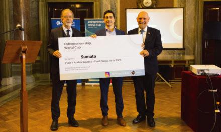 Sumato-ID, ganador de la Entrepreneurship World Cup Argentina 2019, viajará a Arabia Saudita
