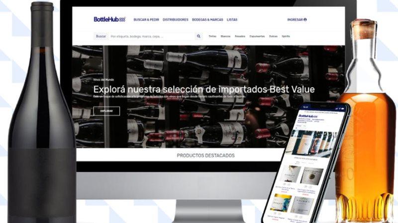 Los vinos y las espirituosas ya tienen su primera plataforma online