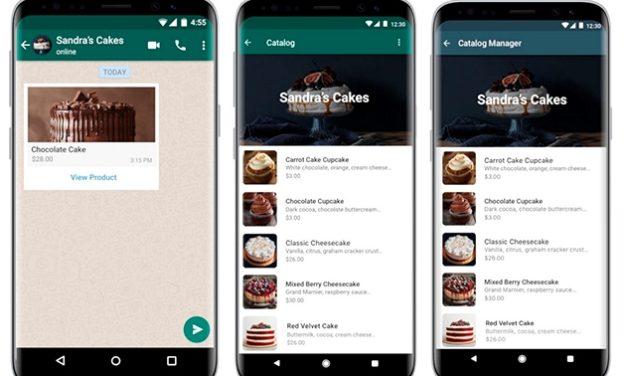 Whatsapp Business ahora te permite crear un catálogo para tu negocio