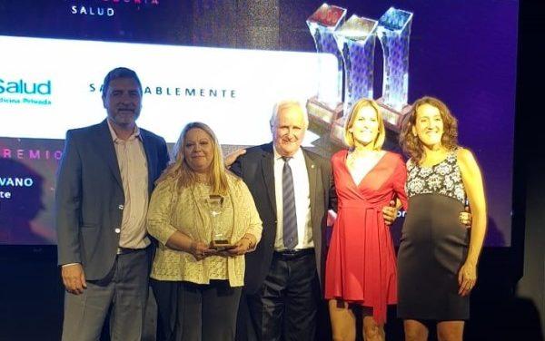 Grupo SanCor Salud multipremiado en los Premios Mercurio 2019
