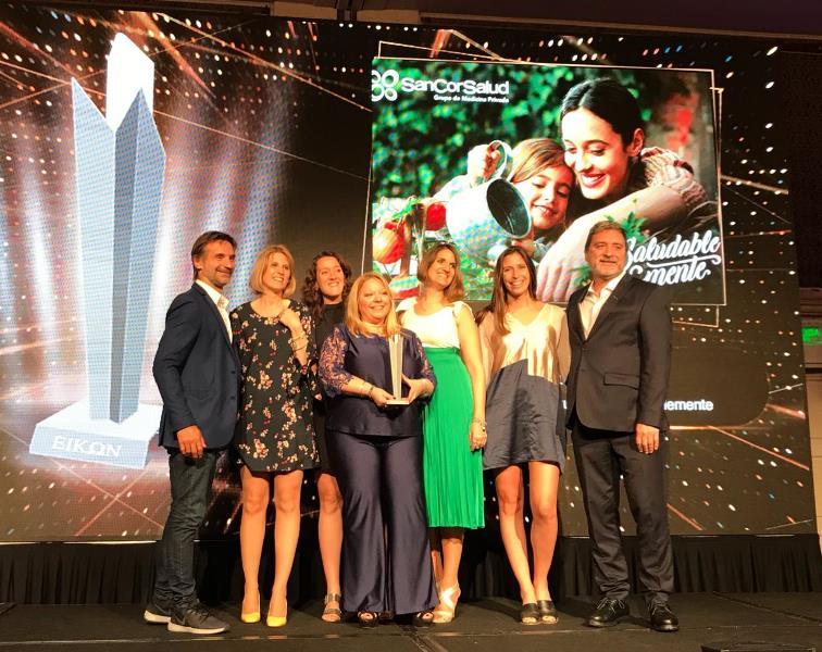 SanCor Salud ganador en los Premios EIKON