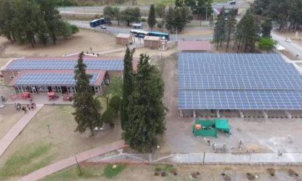 Se inauguró el estacionamiento solar más grande de Argentina