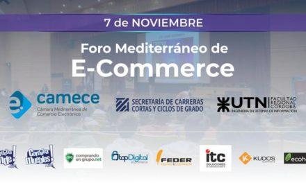 Se viene el Foro Mediterráneo de Ecommerce Córdoba 2019