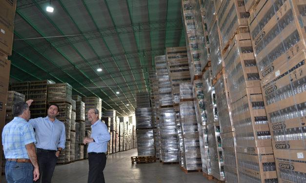 Envases plásticos hechos en Córdoba para el mundo