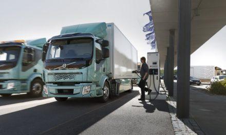 Llegó el futuro, camiones Volvo eléctricos para el transporte urbano