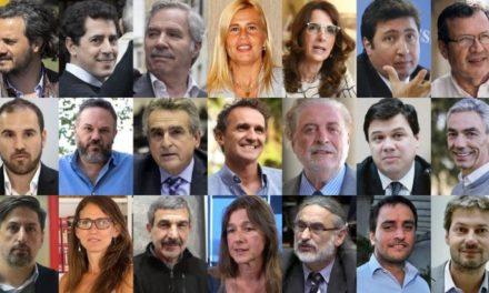 ¿Quiénes son los elegidos por Alberto Fernández para su Gabinete?