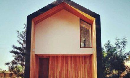 """Innovación en Construcción: """"Mitad fabricación digital, mitad construcción en madera"""""""
