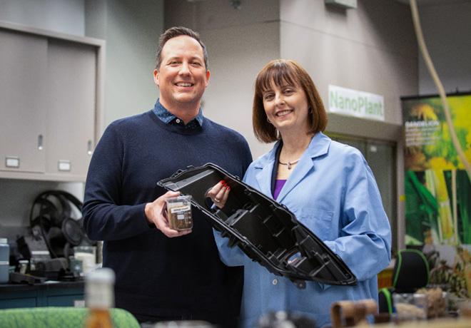 Tecnología y sustentabilidad: Ford junto a McDonalds planean fabricar autopartes utilizando granos de café
