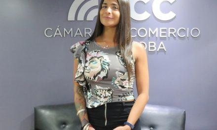 Nadia Villegas asume como nueva directora general de la Cámara de Comercio de Córdoba