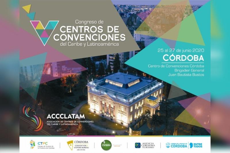 Córdoba será sede del Congreso de Centros de Convenciones