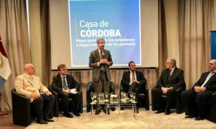 Córdoba renovó lazos comerciales con empresas italianas