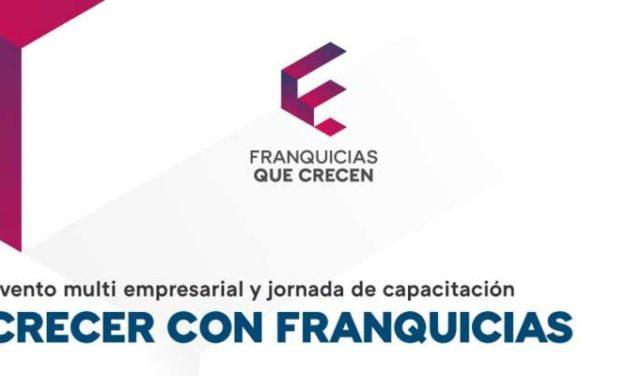 Crecer con Franquicias: un evento multiempresarial y gratuito en Córdoba