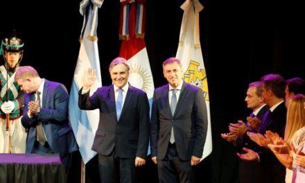 Martín Llaryora juró y asumió como intendente de la Ciudad de Córdoba
