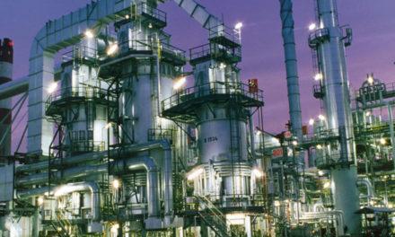 Baja de la industria petroquímica: caída en producción y ventas