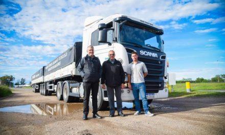 Transporte Carrara: Una Pyme Familiar de Piquillín al Mundo