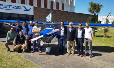 Una pyme argentina exportará un avión de fabricación nacional por primera vez en 42 años
