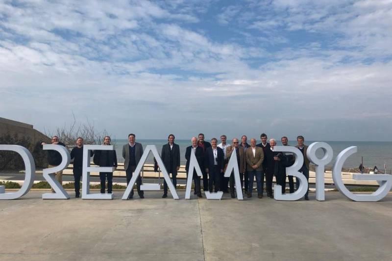 Delegación cordobesa de funcionarios, empresarios y autoridades académicas participan de la misión Israel 2020