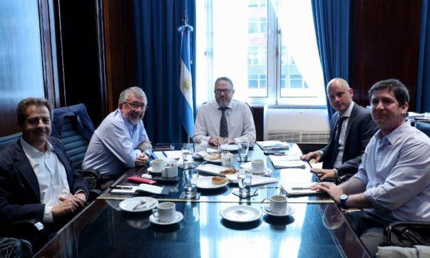 Kulfas acordó con la CEPAL una agenda de trabajo con eje en el impulso a las PyMEs y a la industria 4.0