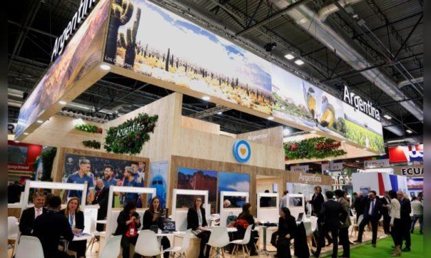 Córdoba comenzó su promoción en Fitur 2020