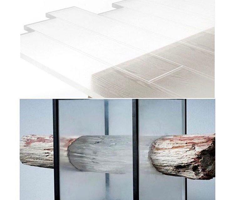 Madera transparente: un material durable, ecológico y muy innovador