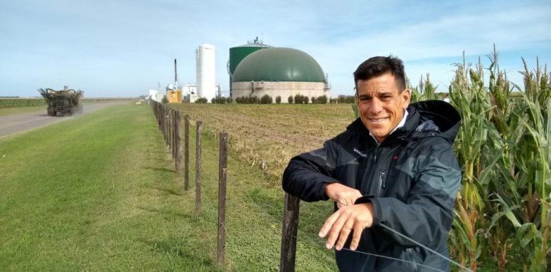 """Bioenergía: """"El potencial de Argentina para producir energías renovables es gigantesco"""""""