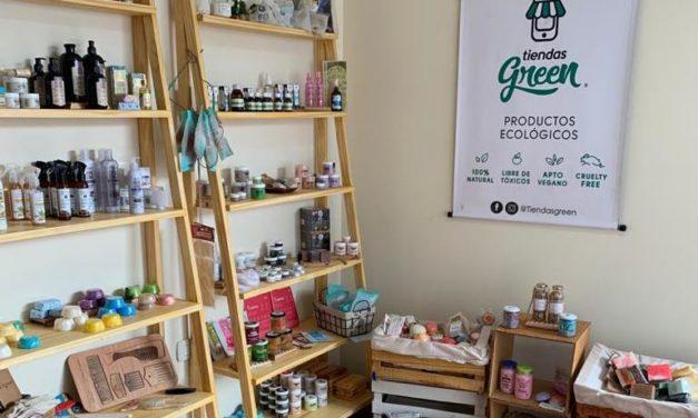 Tiendas Green un espacio especializado en productos de cosmética sustentable